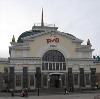 Железнодорожные вокзалы в Стародубе